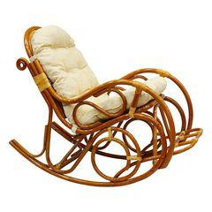 Кресло-качалка Sumatra