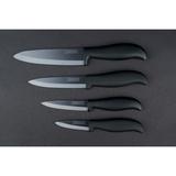 Набор керамических ножей 4 предметов Milano, артикул ZNC32220DF, производитель - Zanussi