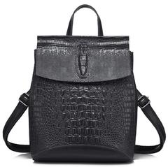 Рюкзак женский JMD Reptilia 3203 Серый