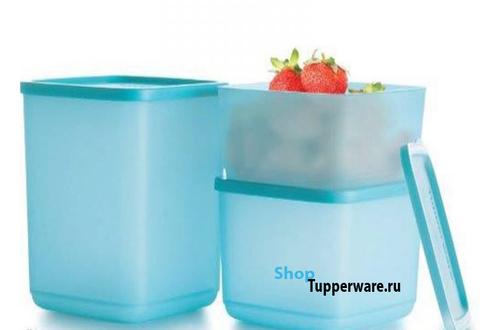 Кубикс в голубом цвете набор