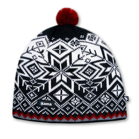 шапка Kama Aw41 Black