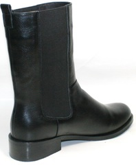Кожаные зимние ботинки женские Richesse R-458