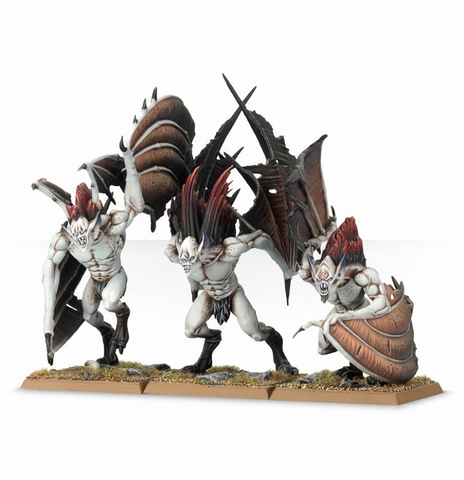 VAMPIRE COUNTS VARGHEISTS/CRYPT HORRORS