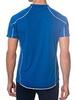 Мужская волейбольная футболка асикс T-shirt Volo (T604Z1 4301) синяя фото