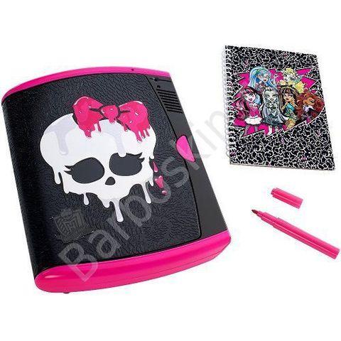 Электронный секретный дневник Монстр Хай - Monster High Password Journal, Mattel