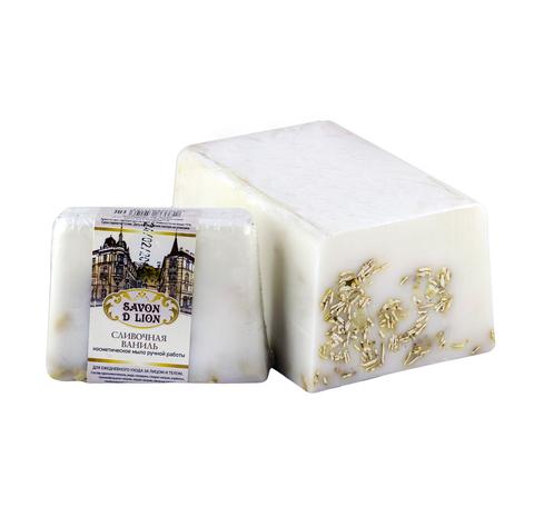 Косметическое мыло Сливочная ваниль 100 гр. ТМ SAVON D LION