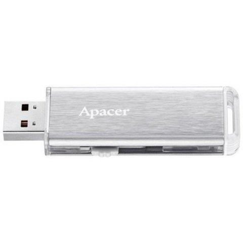 Накопитель Apacer AH33A 64GB Silver (AP64GAH33AS-1)