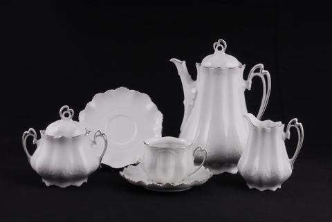 Сервиз чайный 15 предметов Виктория Leander
