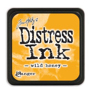 Подушечка Distress Ink Ranger - Wild honey