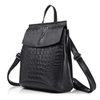 Рюкзак женский JMD Reptilia 3203 Темно-серый