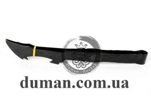 Щипцы Yahya Dagger матовые для кальяна |Black