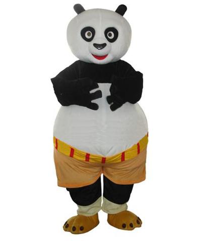 Кунг-фу панда ростовой костюм