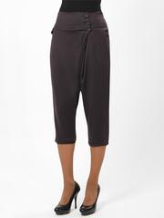 7333 брюки женские, серые