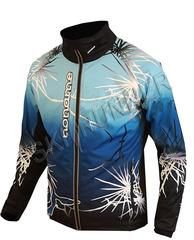 Элитная лыжная куртка Noname ClubLine Elite Softshell Print Blue