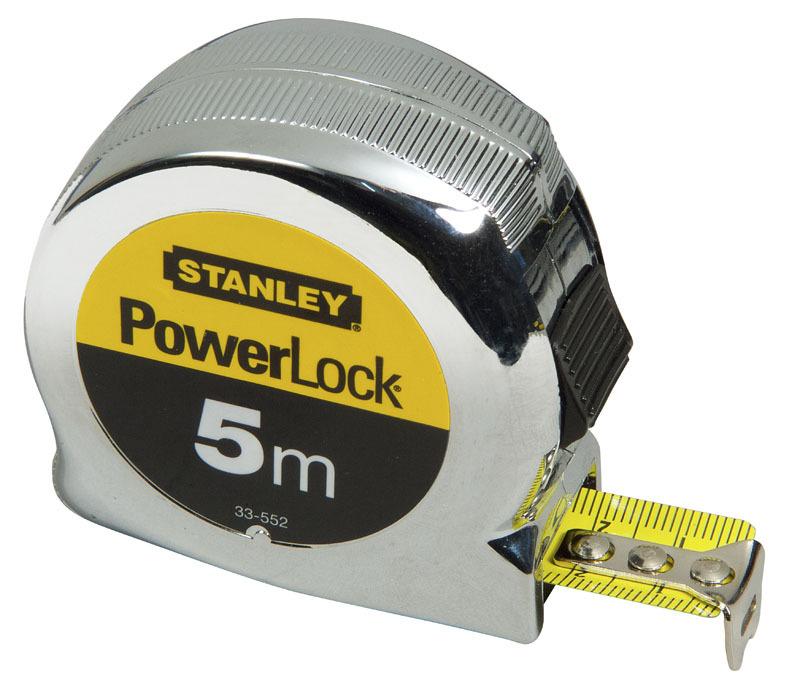 Рулетка  Powerlock 5м Stanley 0-33-552
