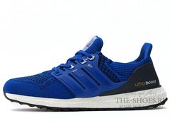Кроссовки Мужские Adidas Ultra Boost Blue Black White
