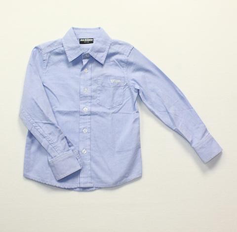 Acoola Рубашка для мальчика 11900530 голубая