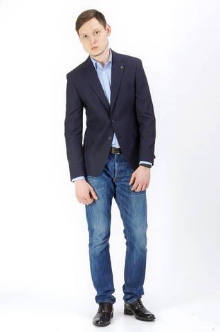 JOHN SAINT / Пиджак приталенный slim fit