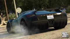 PS4 Grand Theft Auto V. Premium Edition (GTA 5) (русские субтитры)