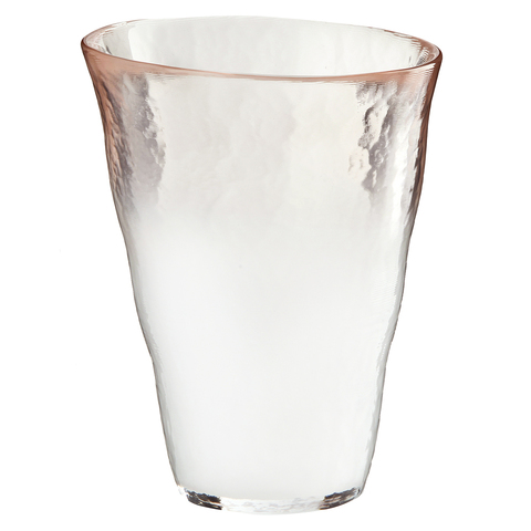 Стакан 360 мл Toyo Sasaki Glass Hand/procured розовый