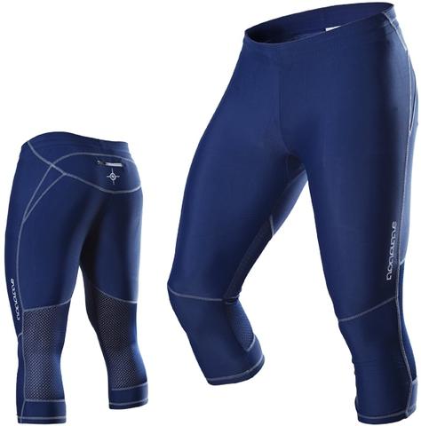 Капри Noname Capri o-tights 11, темно-синие