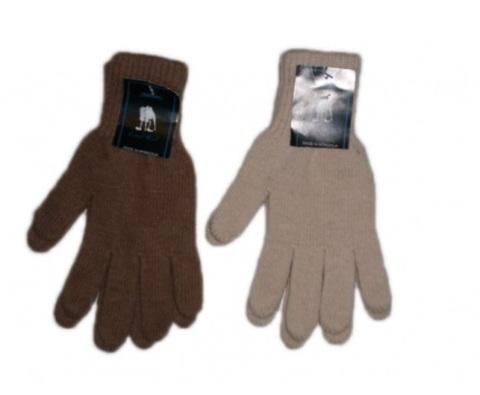 Перчатки мужские из верблюжьей шерсти фото3