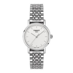 Женские швейцарские наручные часы Tissot T109.210.11.031.00 Everytime Small