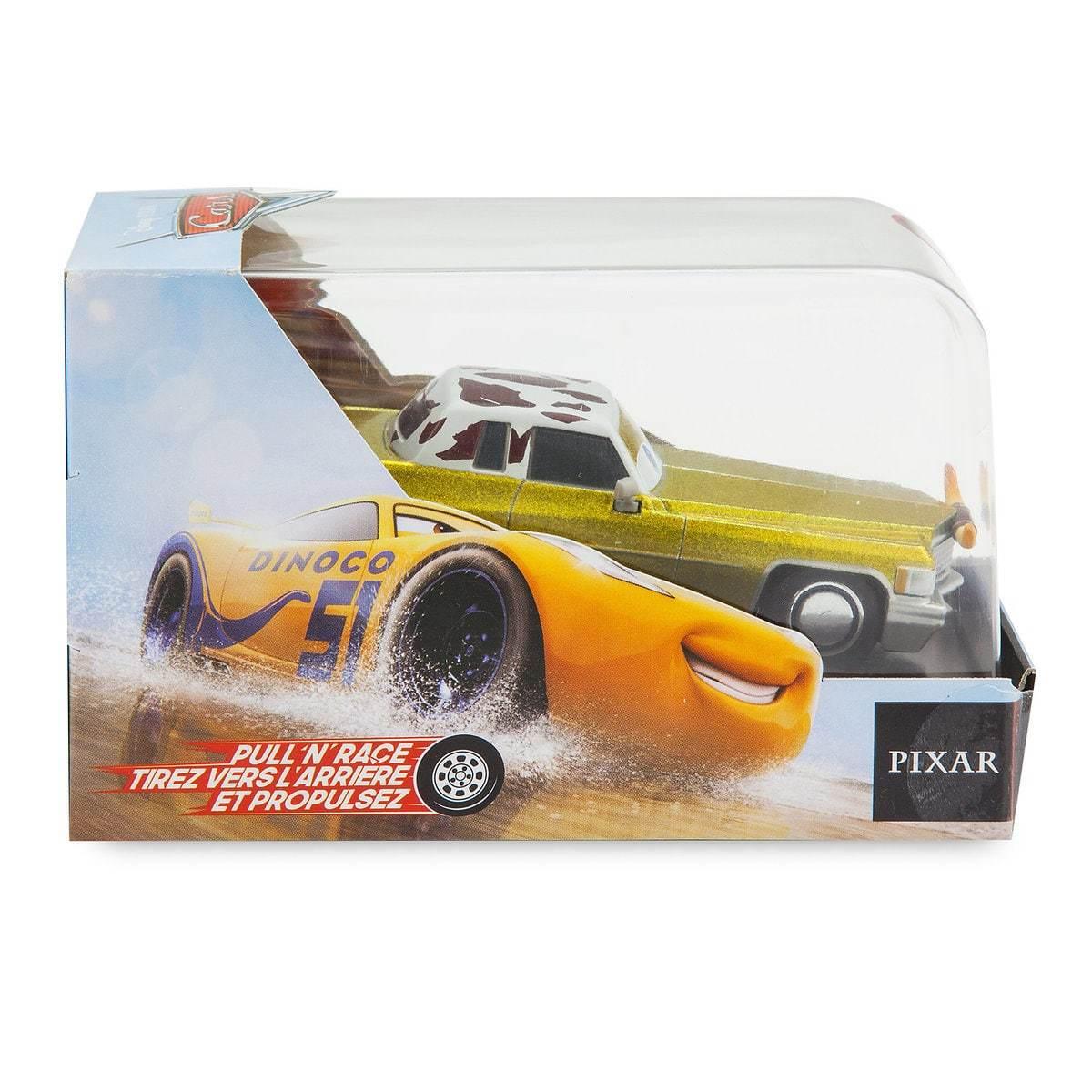 Машинка Текс Диноко «Tex Dinoco» 9 см Тачки