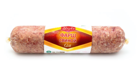 Фарш свиной (батон), 1кг