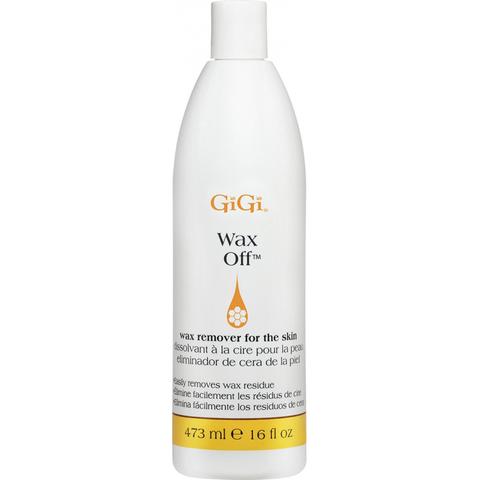 GiGi, Wax Off,   крем для удаления воска с кожи, 473 мл.