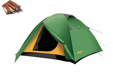 Палатка VISTA 2 AL (цвет green)