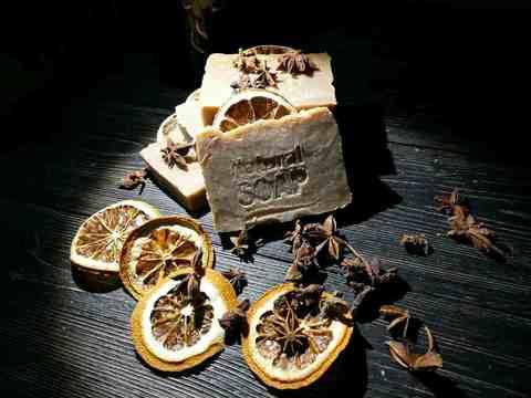 Merry Ville. H & C | Живое мыло