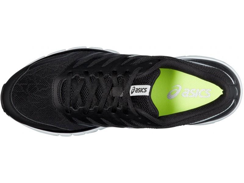 Мужские беговые кроссовки Asics Gel-Zaraca 4 (T5K3N 9001) черные фото