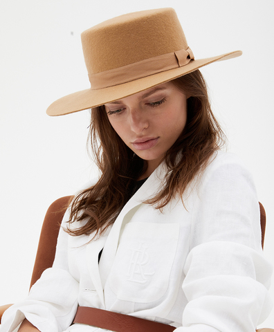 Шляпа песочная