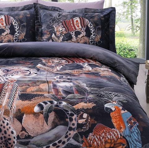 Постельное белье  ZAHARA deluxe  TIVOLYO HOME Турция