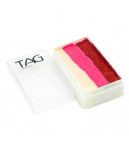 Аквагрим TAG 30 гр Сплит-кейк Роза
