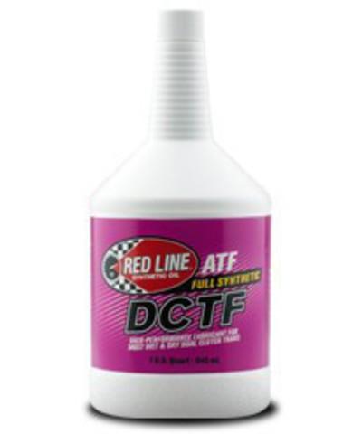 Red Line DCTF Масло для КПП с двойным сцеплением кварта (0,95л)