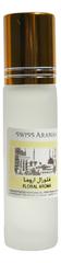 Духи натуральные масляные FLORAL AROMA /Цветочный аромат / жен / 10 мл /ОАЭ/ Swiss Arabian