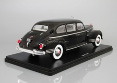 ZIS-110 black 1:24 Legendary Soviet cars Hachette #7