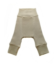 Шерстяные штанишки Babyidea, Натуральный