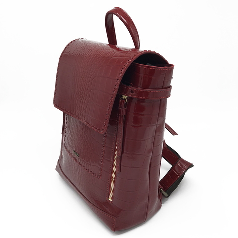 Рюкзак женский Makey, red Беларусь, фото 3