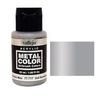 717 Краска Metal Color Тусклый Алюминий (Dull Aluminium) укрывистый, 32 мл