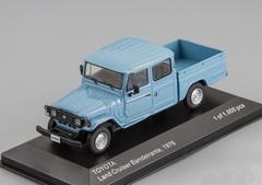 1:43 Toyota Land Cruiser Bandeirante Pick Up 1976