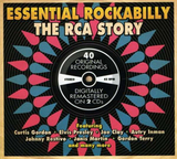 Сборник / Essential Rockabilly - The RCA Story (2CD)