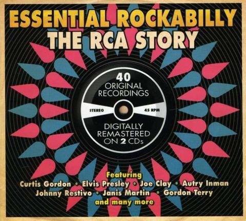 Сборник / Essential Rockabilly - The RCA Story (2CD)