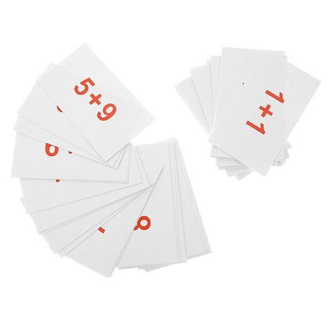 набор карточек Сложение от 6 мес