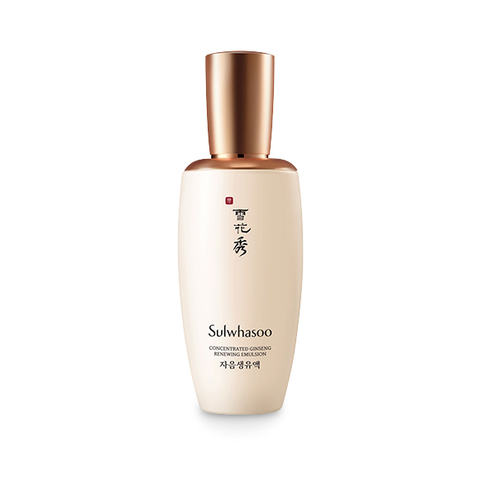 Sulwhasoo Concentrated Ginseng Renewing Emulsion, 125 мл