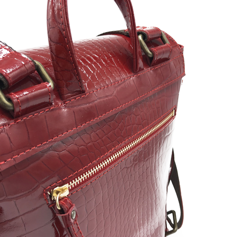 Рюкзак женский Makey, red Беларусь, фото 4