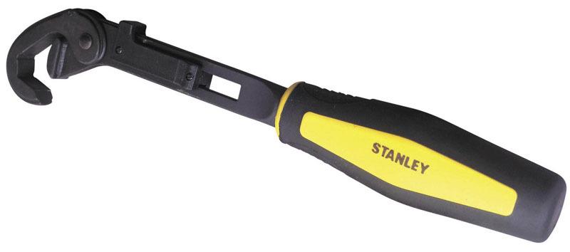 Ключ гаечный универсальный с крючком  13-19 мм   Stanley 4-87-989