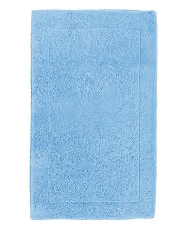 Полотенце для ног 50х80 Abyss & Habidecor Double 330 powder blue